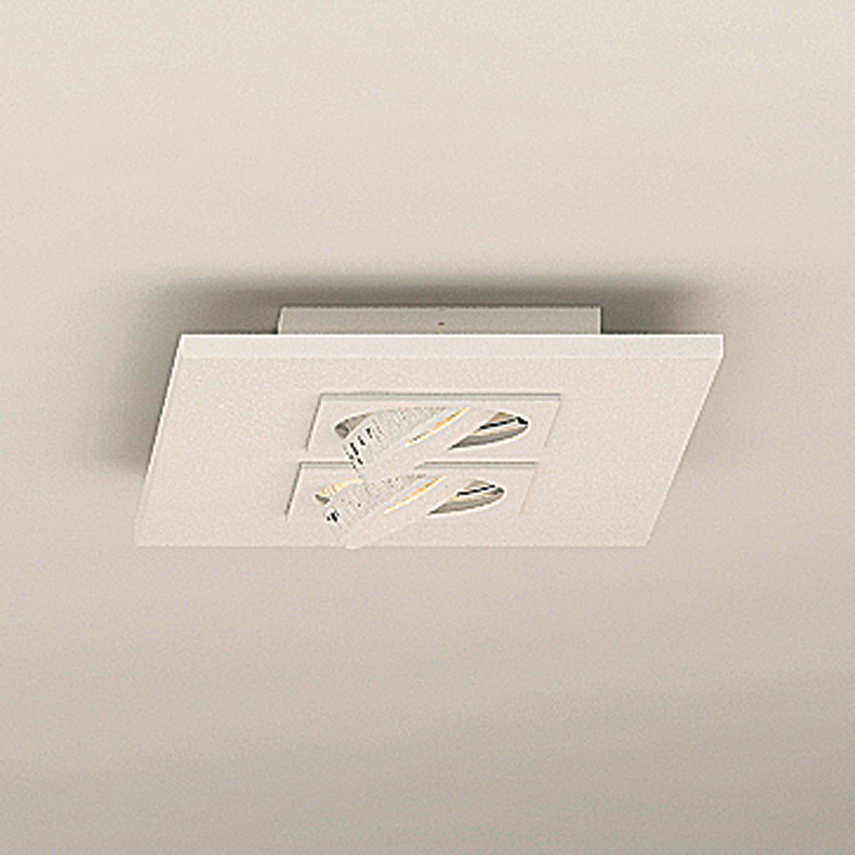 Milan Marc Deckenstrahler, 42 x 27 cm, weiß