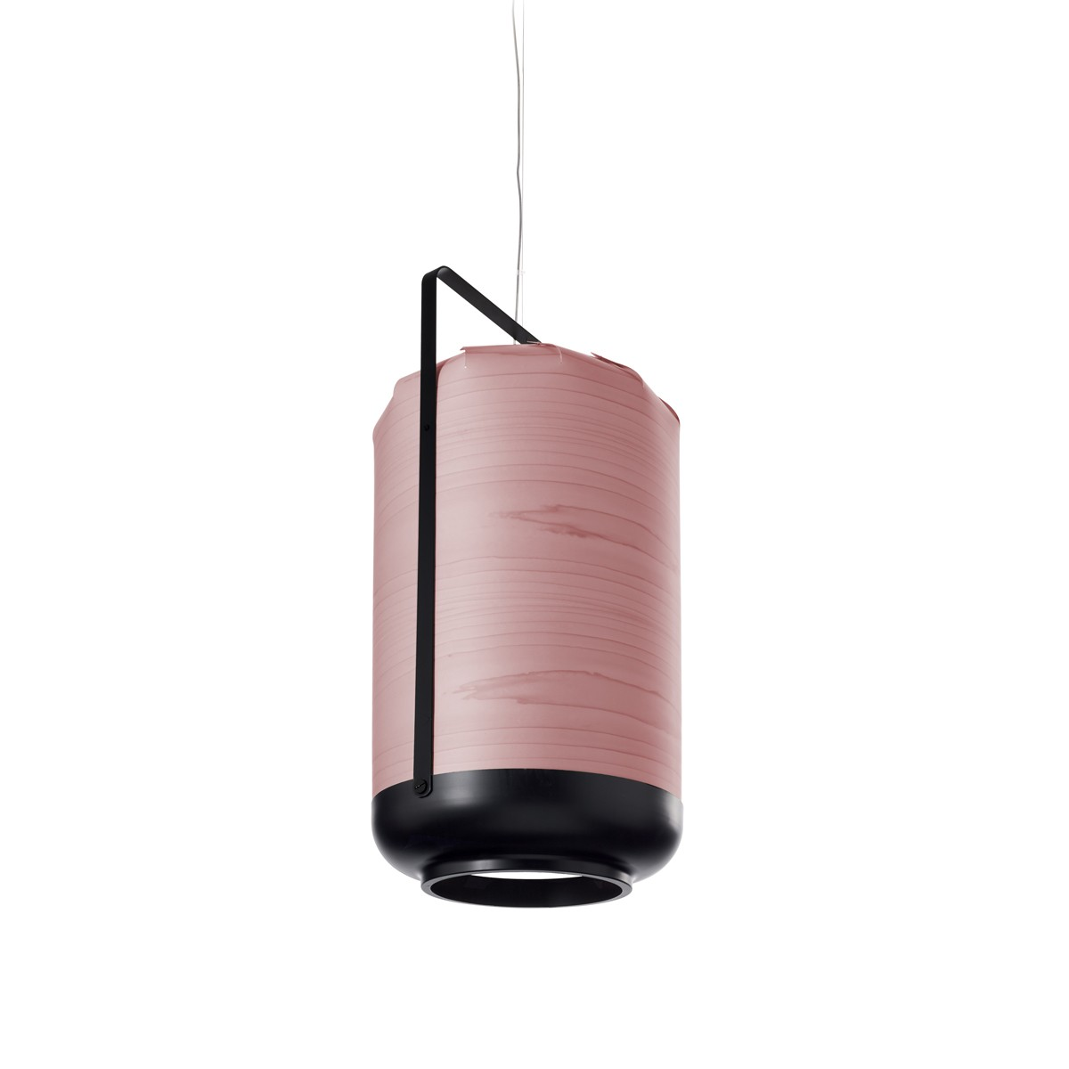 LZF Lamps Chou Tall Small Pendelleuchte, pink