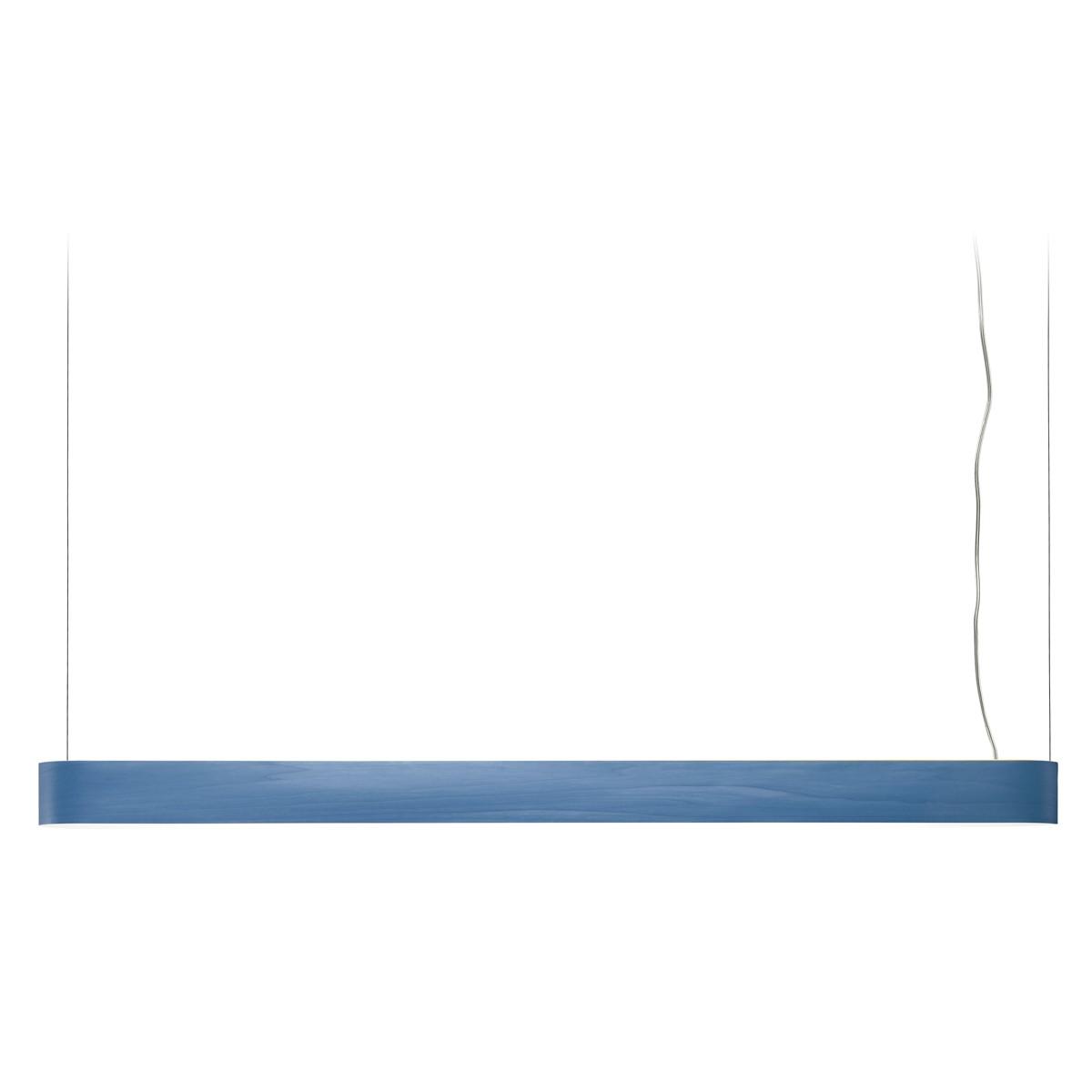 LZF Lamps I-Club Slim LED Pendelleuchte, blau
