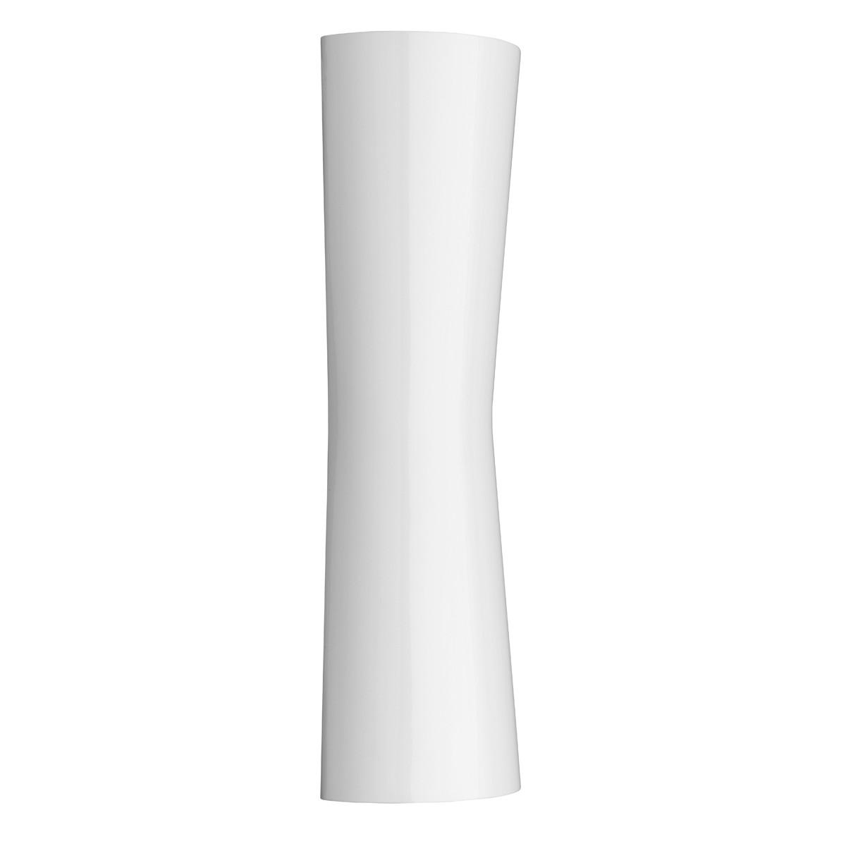 Flos Clessidra Wandleuchte, weiß, Abstrahlwinkel: 20° + 20°