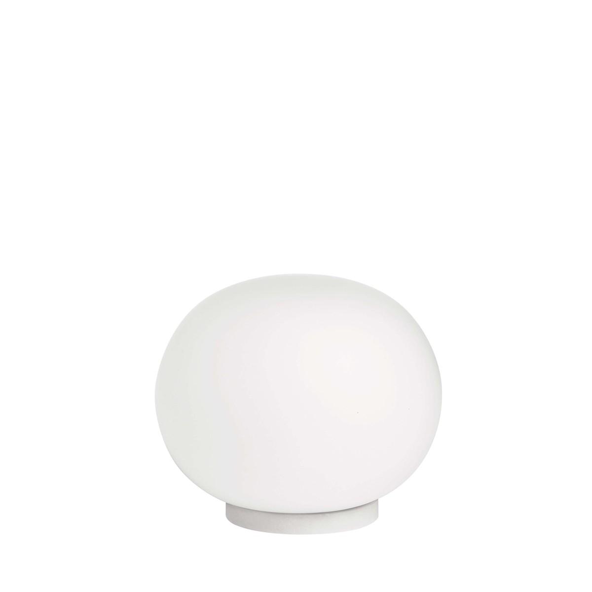 Flos Mini Glo-Ball T Tischleuchte, Ø: 11,2 cm, weiß