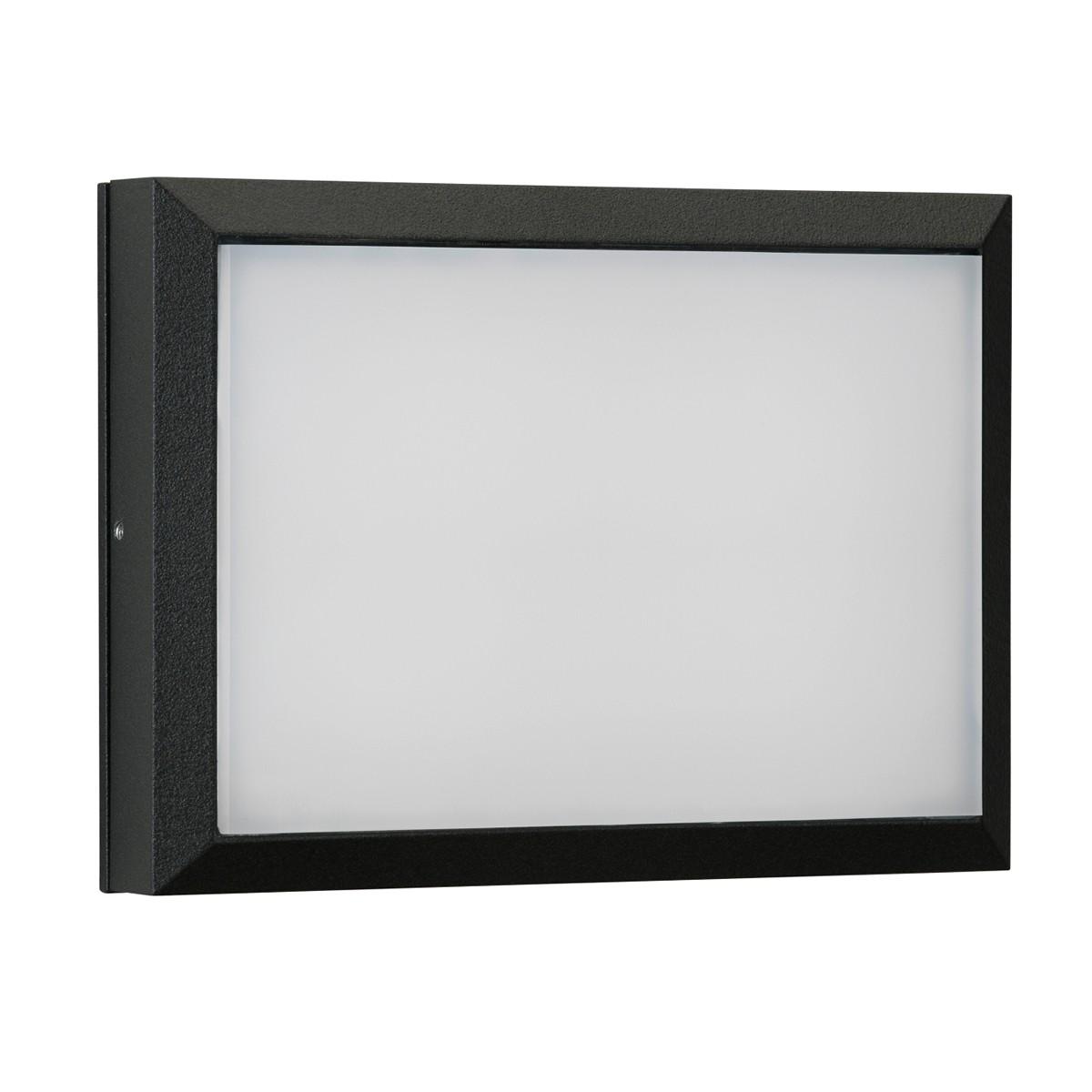 Albert 6403 Wand- / Deckenleuchte, schwarz