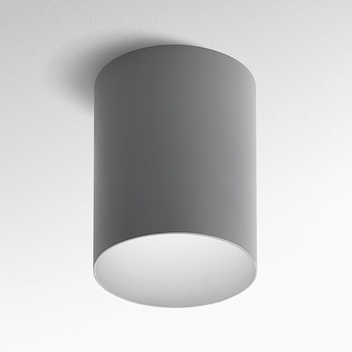 Artemide Architectural Tagora 270 Deckenleuchte, grau - weiß, nicht dimmbar