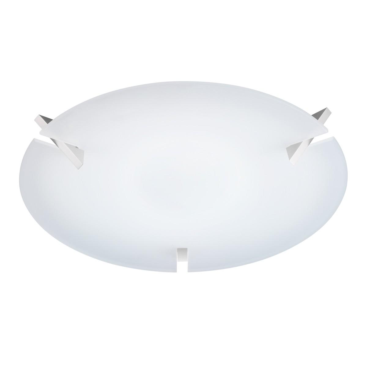Knapstein 91.30x Deckenleuchte, LED, Nickel matt