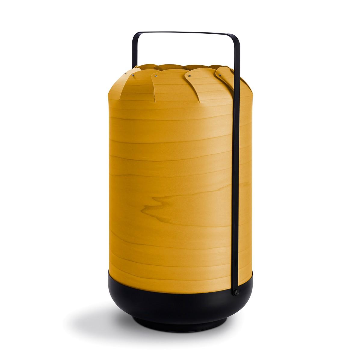 LZF Lamps Chou Tall Medium Tischleuchte, gelb