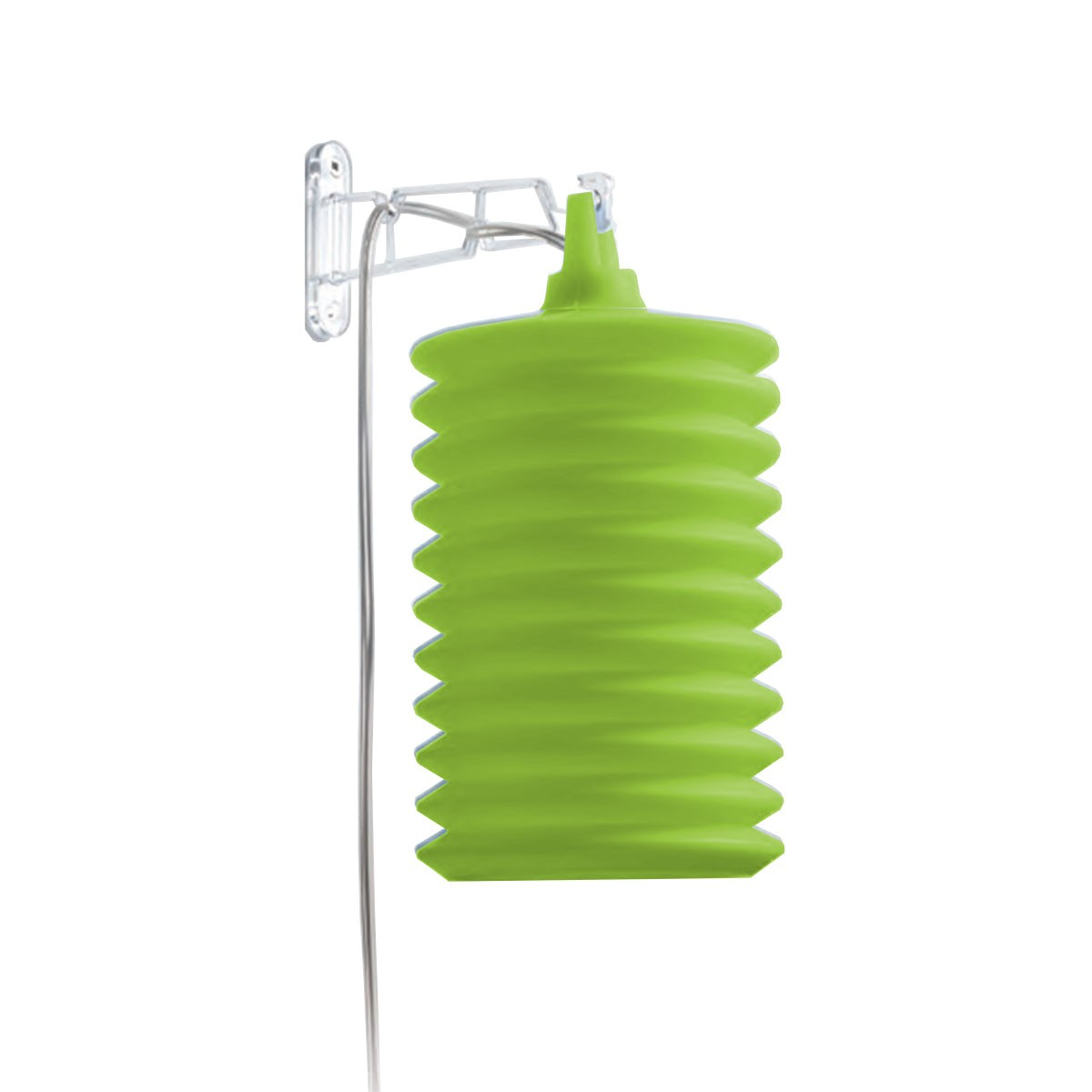 Rotaliana Lampion Tisch- / Wandleuchte, grün