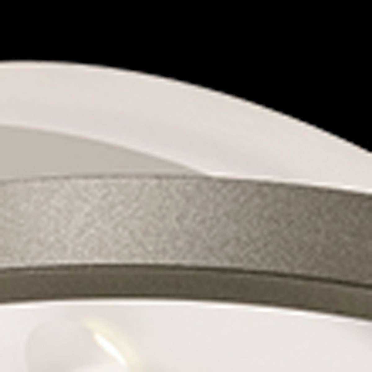 Nimbus Rim R 9 Deckenleuchte, 2700 K, titangrau matt eloxiert