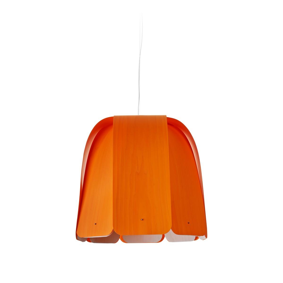 LZF Lamps Domo Pendelleuchte, orange