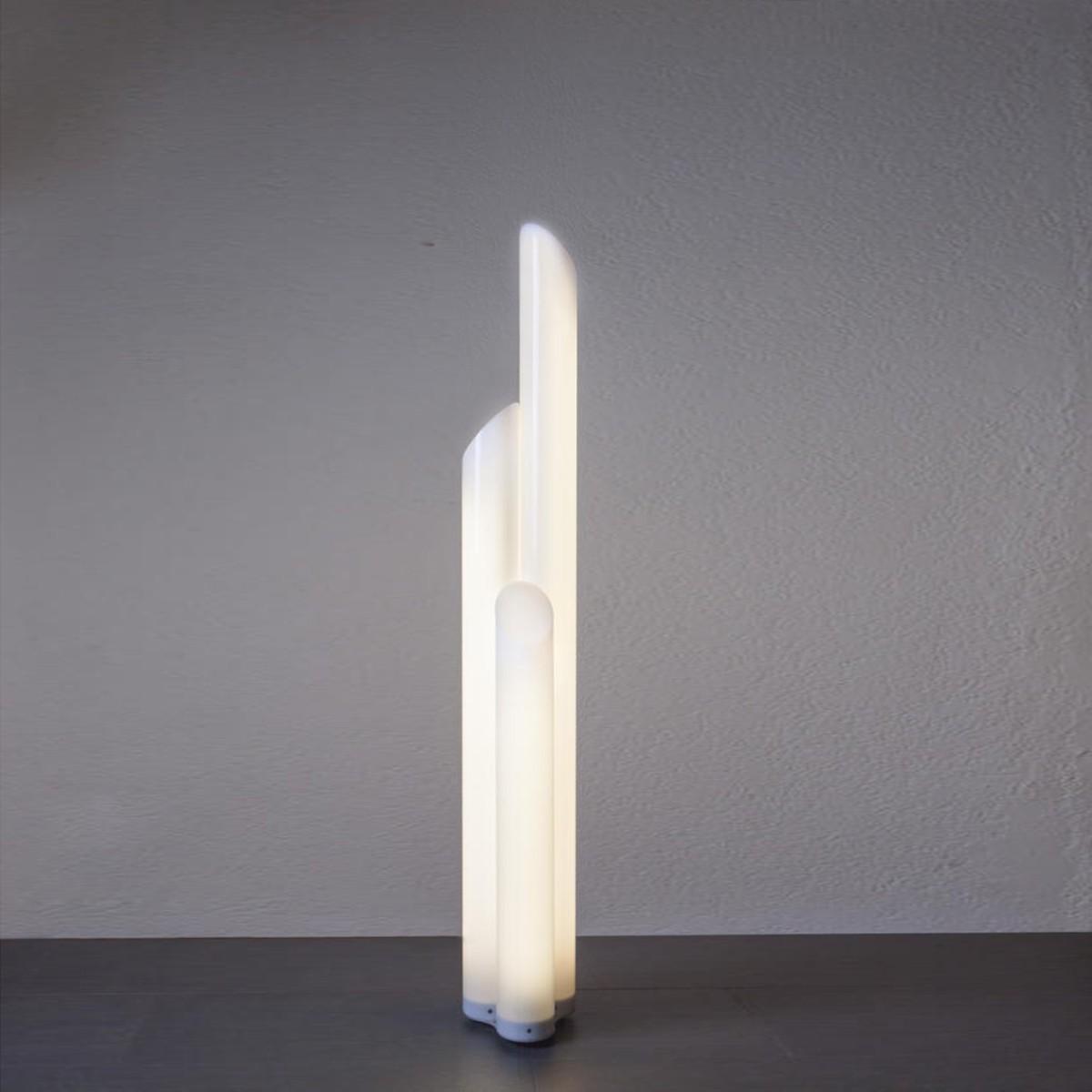Epstein-Design Light Star Trio Stehleuchte, Höhe: 140 cm