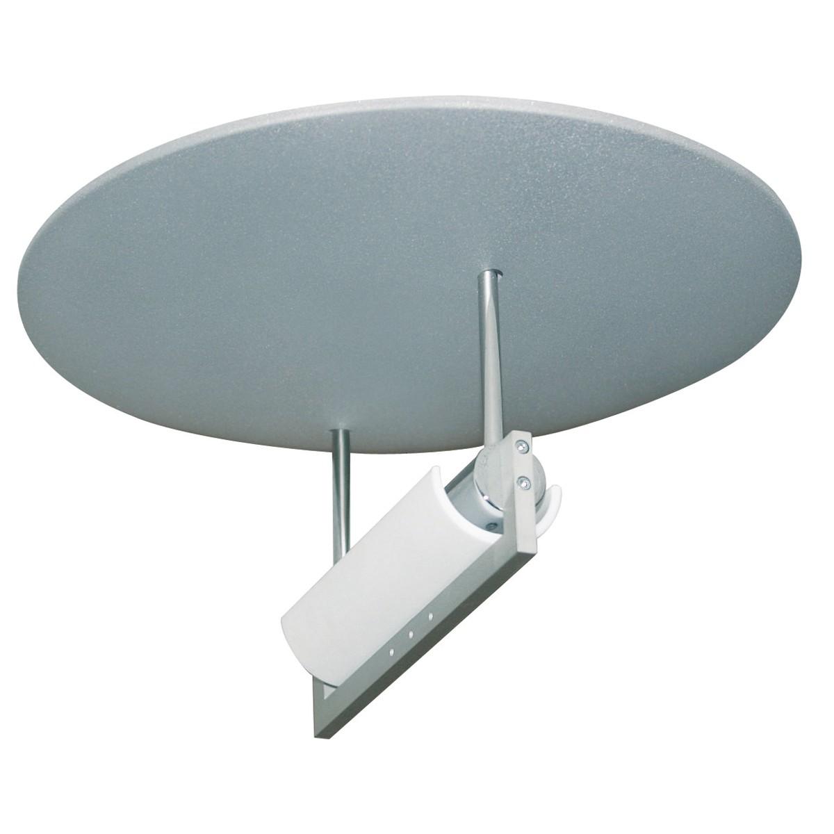 Oligo Round About Deckenleuchte, Ø: 32 cm, Reflektor: weiß matt