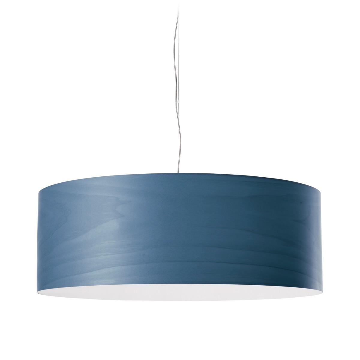 LZF Lamps Gea Large Pendelleuchte, blau