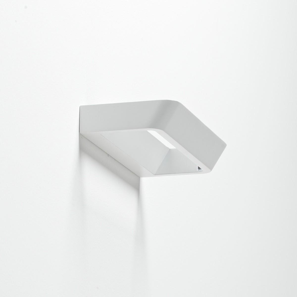 Rotaliana Belvedere W1 LED Wandleuchte, weiß matt, 2700° K