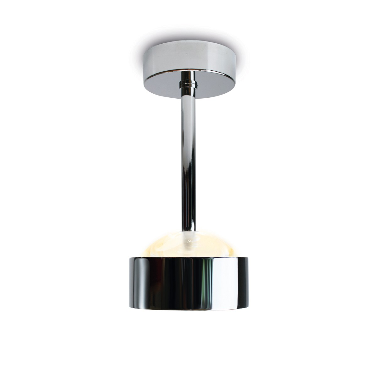 Top Light Puk Eye Ceiling LED Deckenleuchte, Chrom