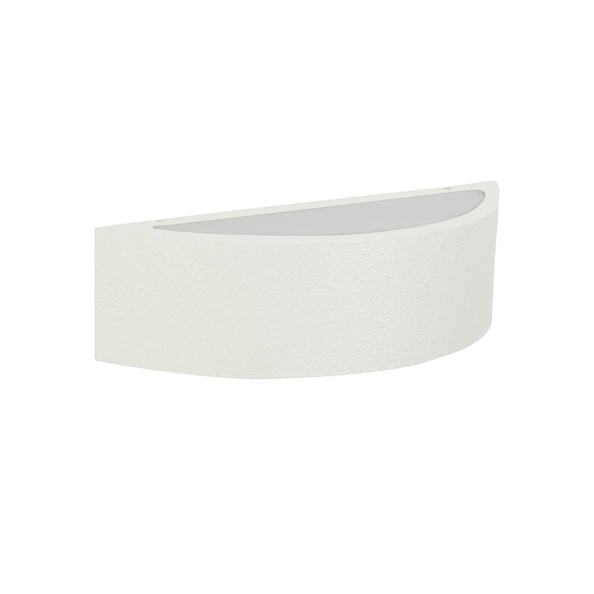 Albert 6322 Außenwandleuchte LED, weiß