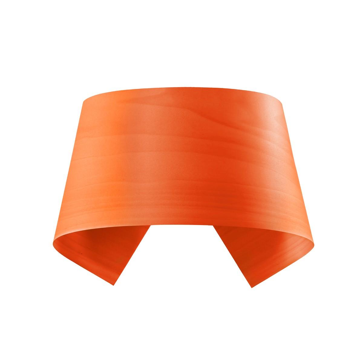 LZF Lamps Hi-Collar Wandleuchte, orange