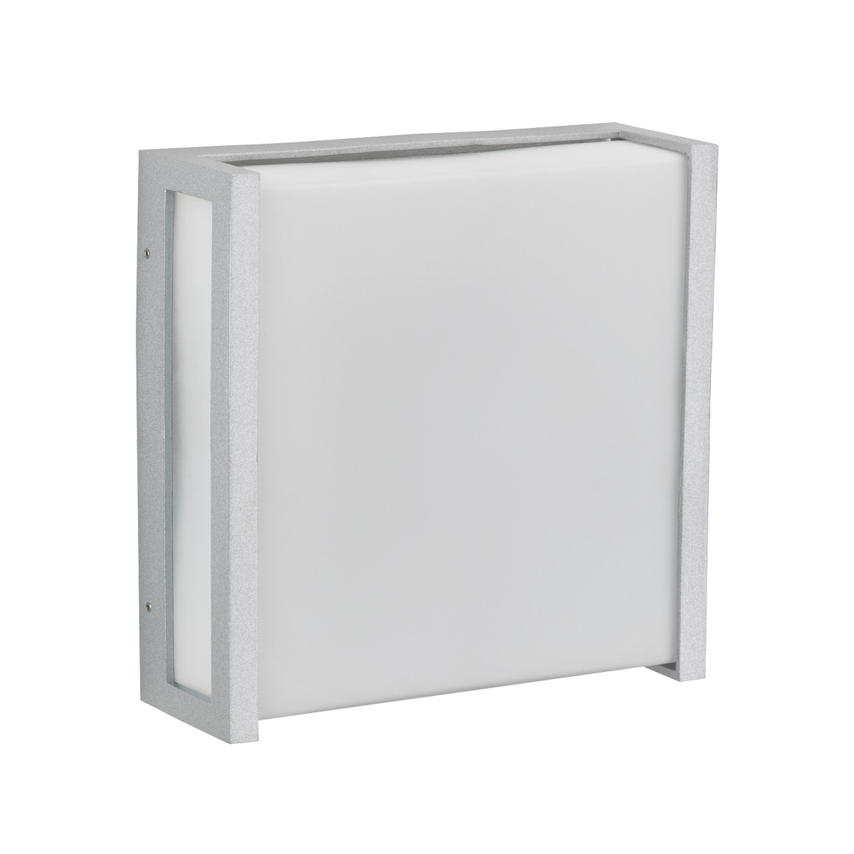 Albert 6401 Wand- / Deckenleuchte, Silber