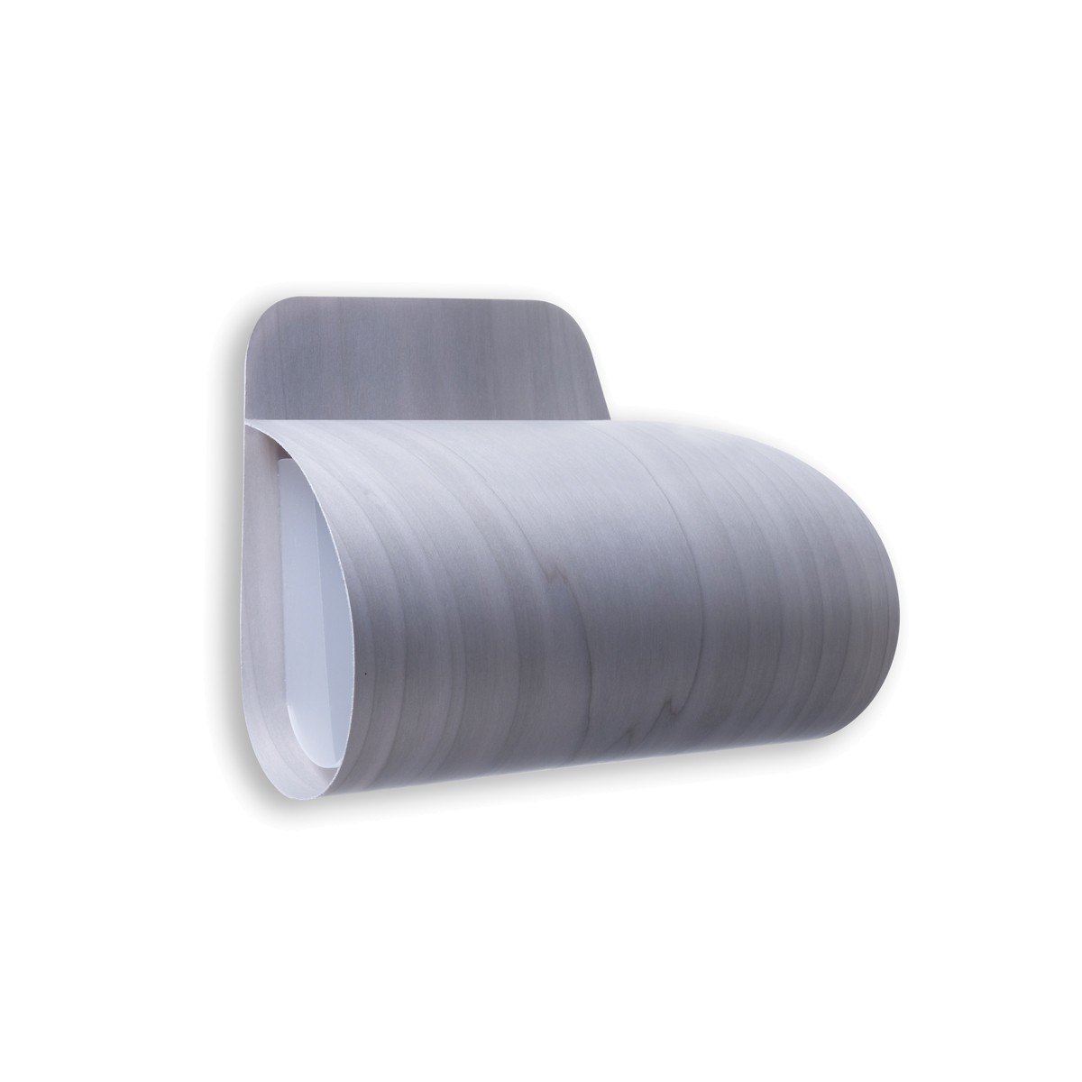 LZF Lamps Pleg LED Wandleuchte, grau