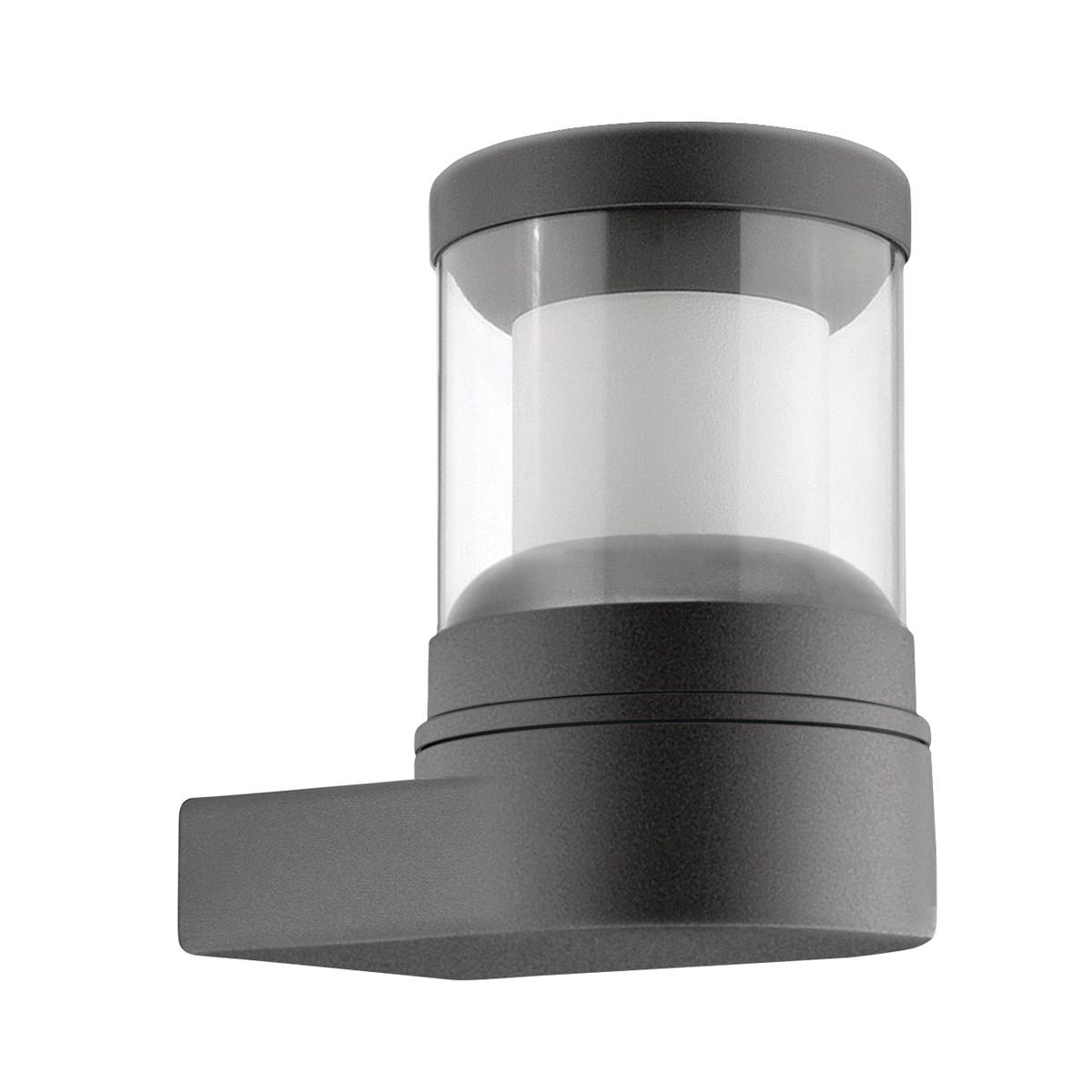 LCD Außenleuchten 1263/1273 Wandleuchte, graphit