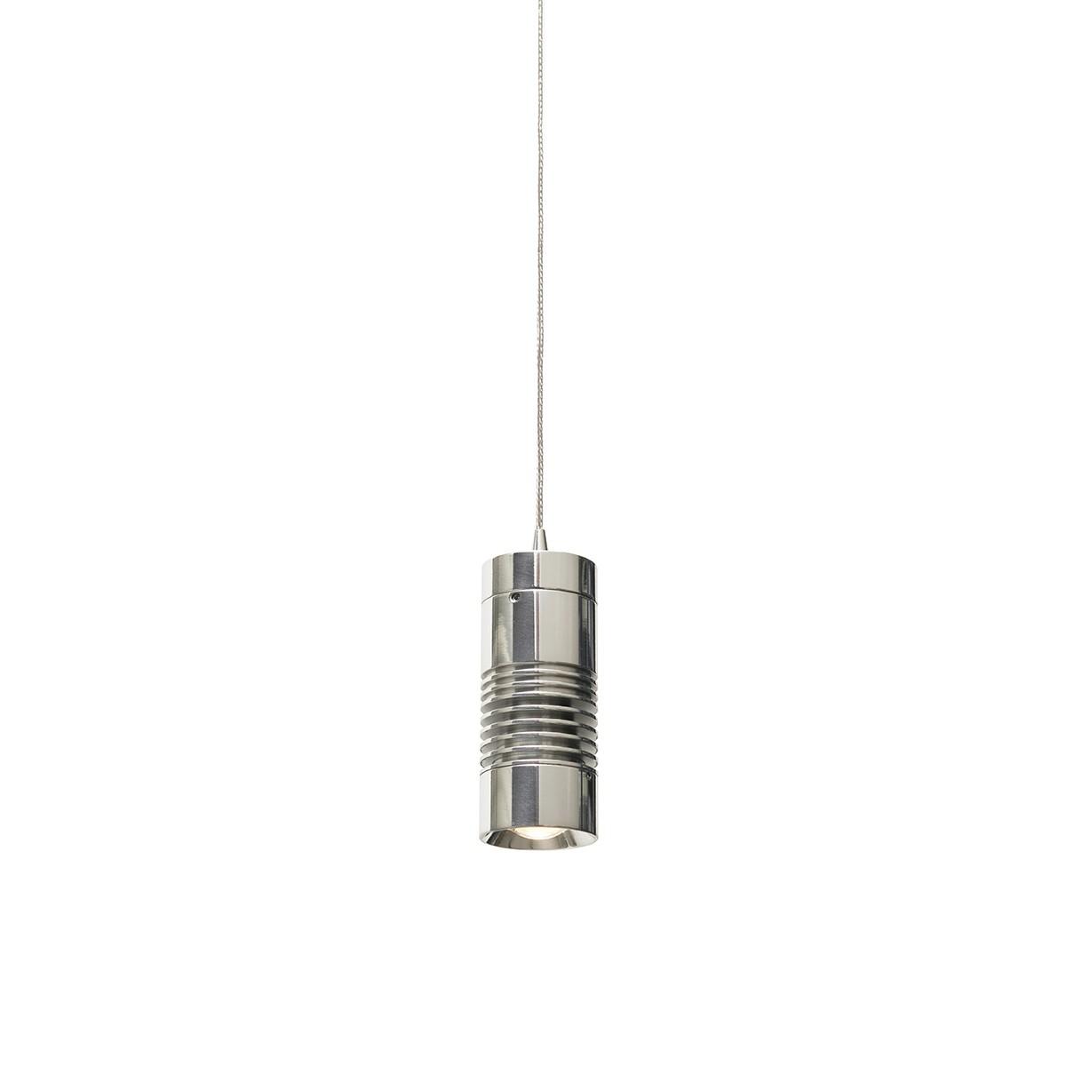 Oligo PHASE A Little Bit LED Pendelleuchte, 2700 K, Chrom