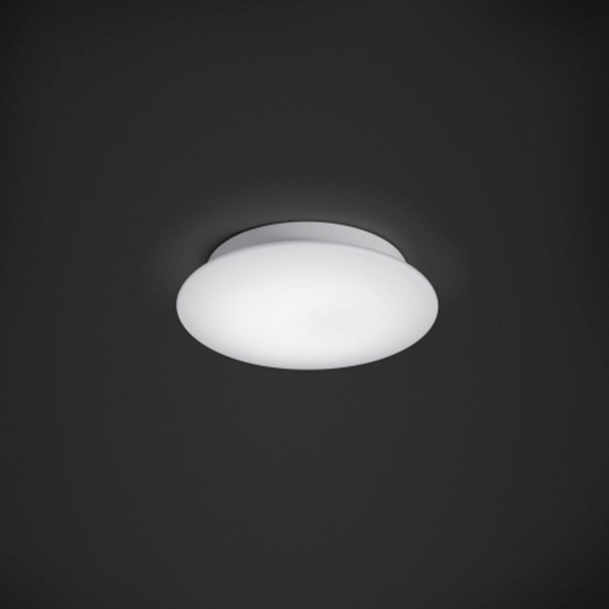 Bankamp Molino Deckenleuchte, Ø: 32 cm, opalweiß