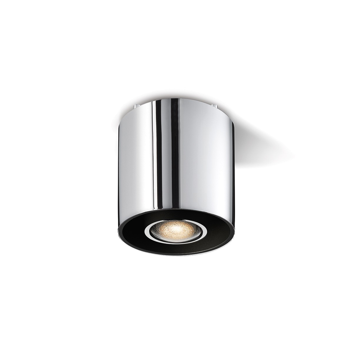 Bruck Cranny Spot LED Round C Deckenleuchte, Chrom