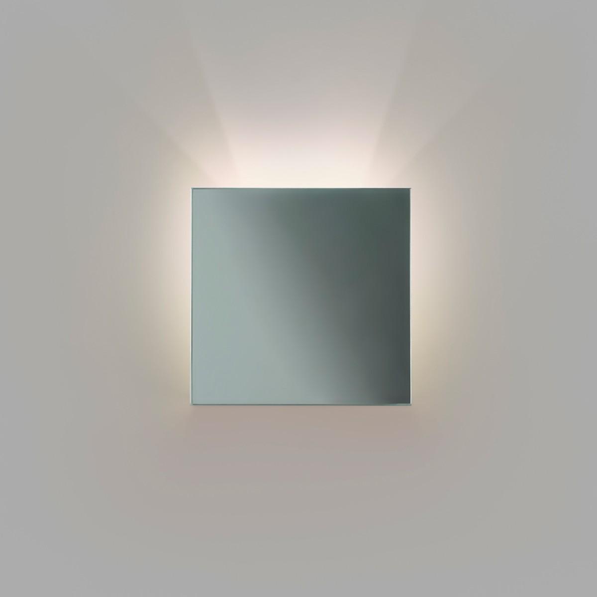 Fontana Arte Corrubedo LED Wandleuchte, Spiegelglas