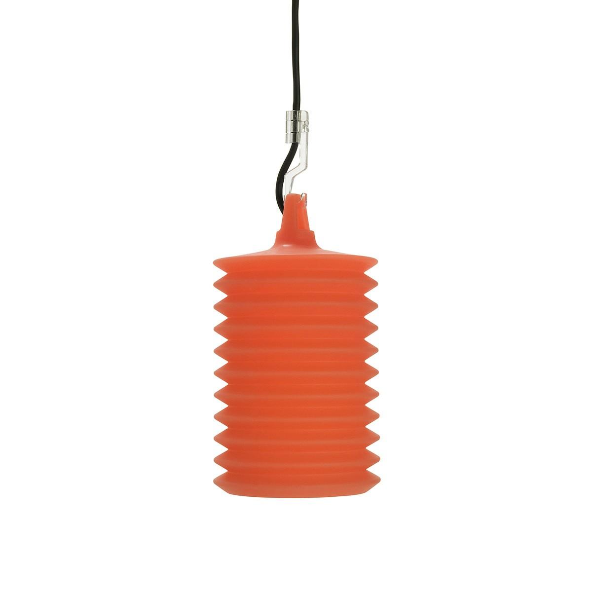 Rotaliana Lampion H2 Pendelleuchte, orange, ohne Stecker