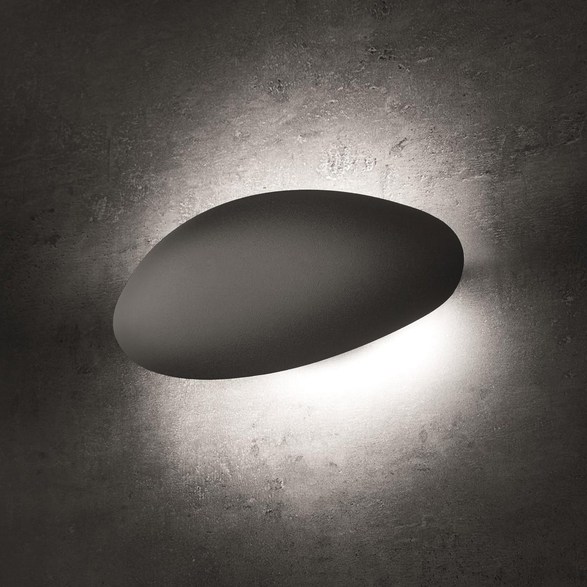 Lupia Licht Cover Außenwandleuchte, anthrazit