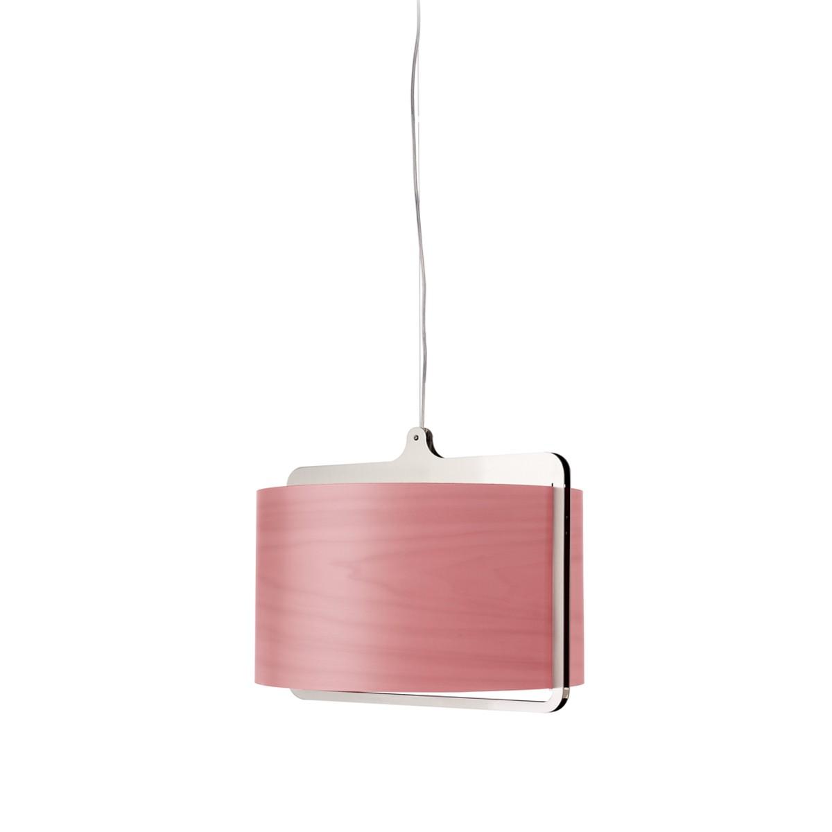 LZF Lamps Icon Pendelleuchte, pink