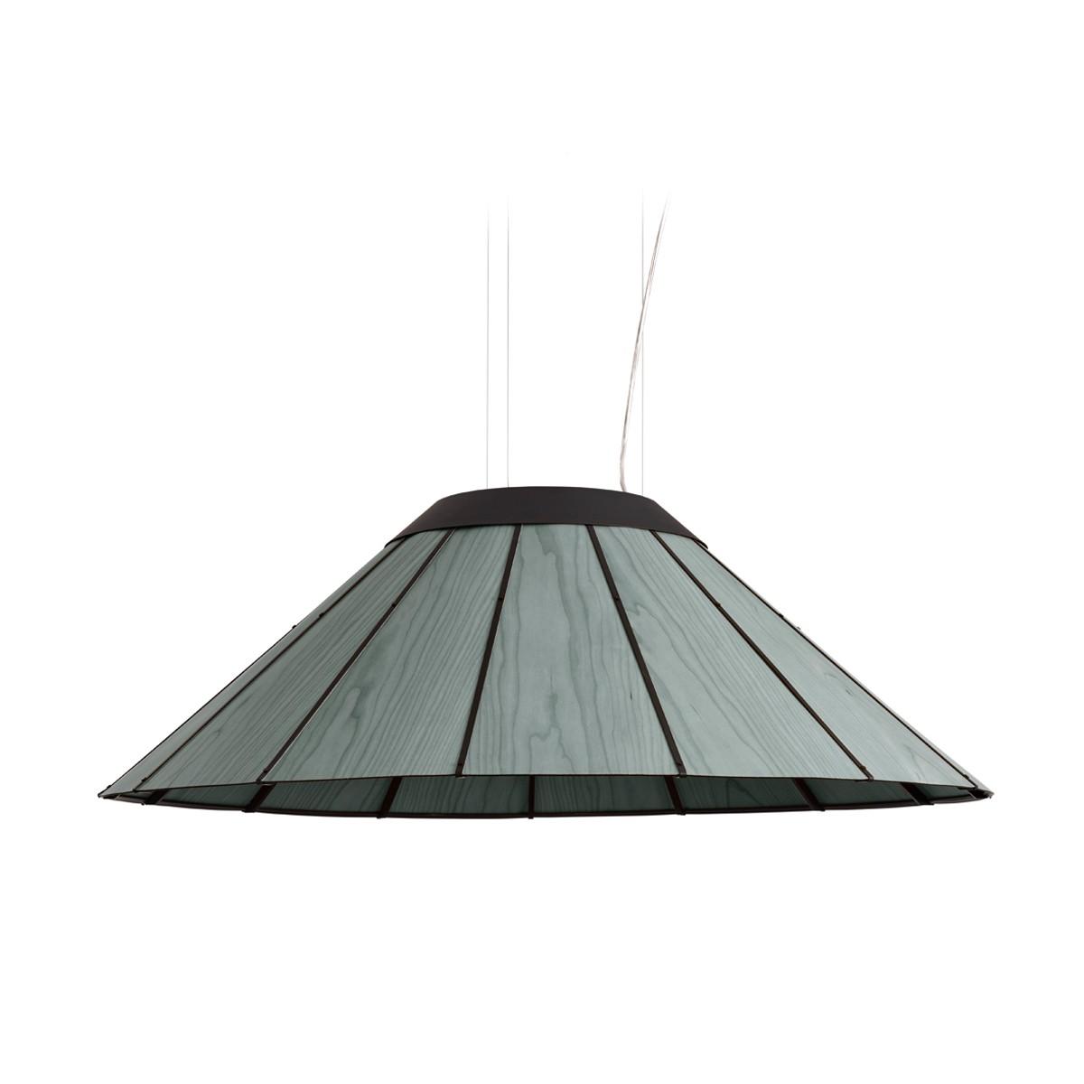 LZF Lamps Banga Medium Pendelleuchte, türkis