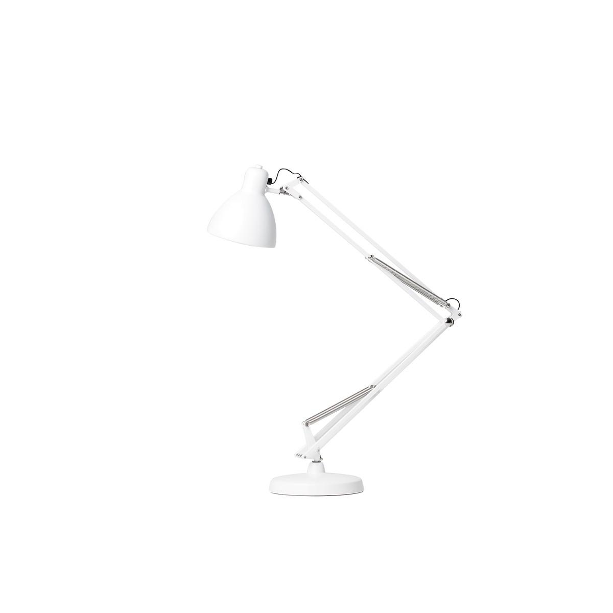 Fontana Arte Naska 1 LED Tischleuchte, weiß