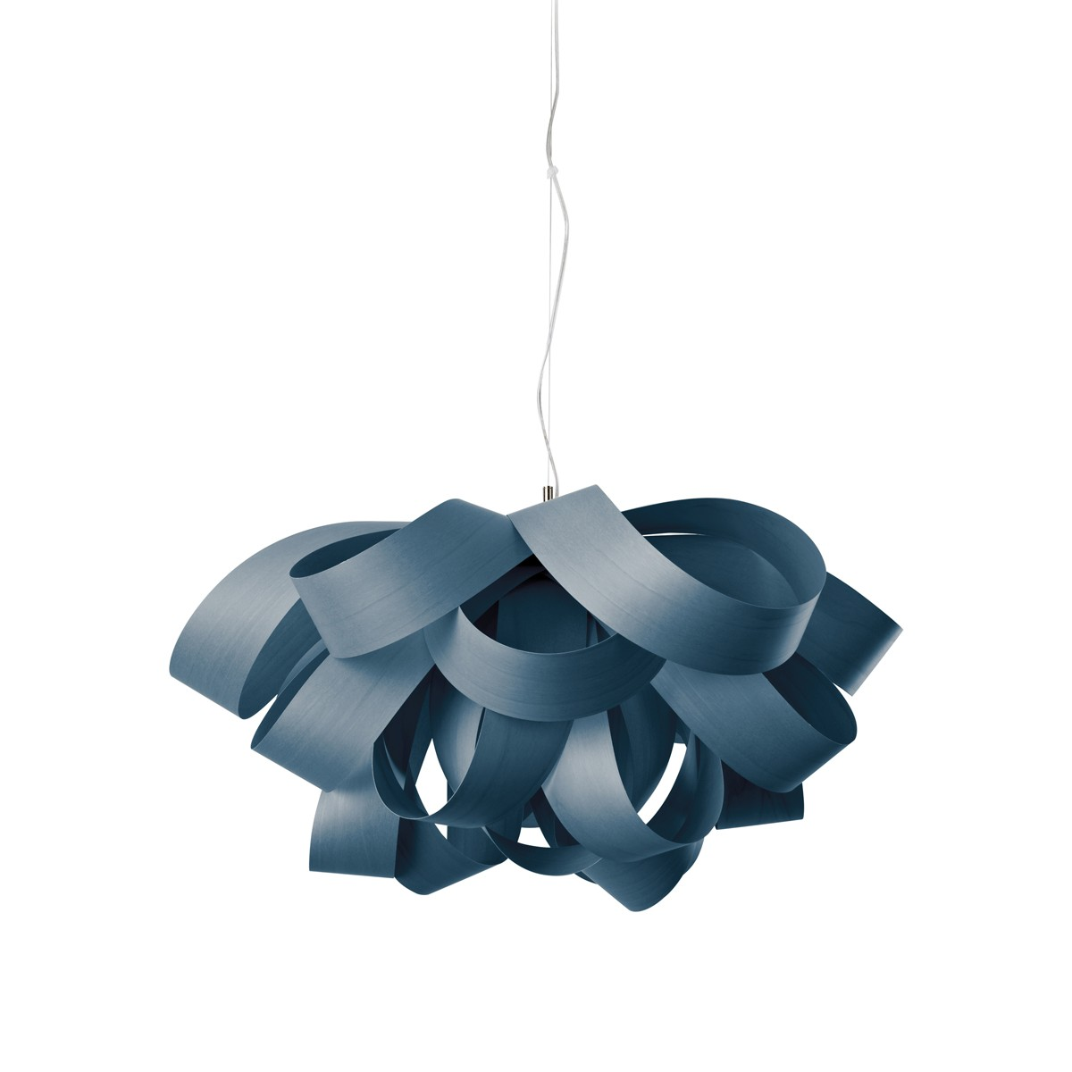 LZF Lamps Agatha Small Pendelleuchte, blau