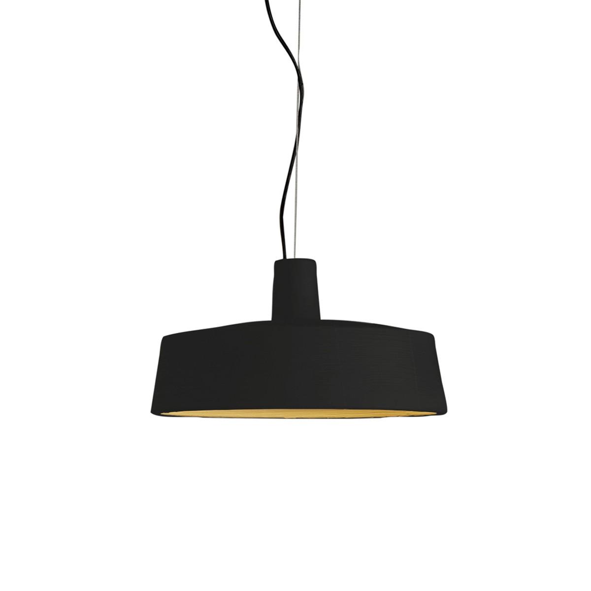 Marset Soho 57 LED Pendelleuchte, schwarz