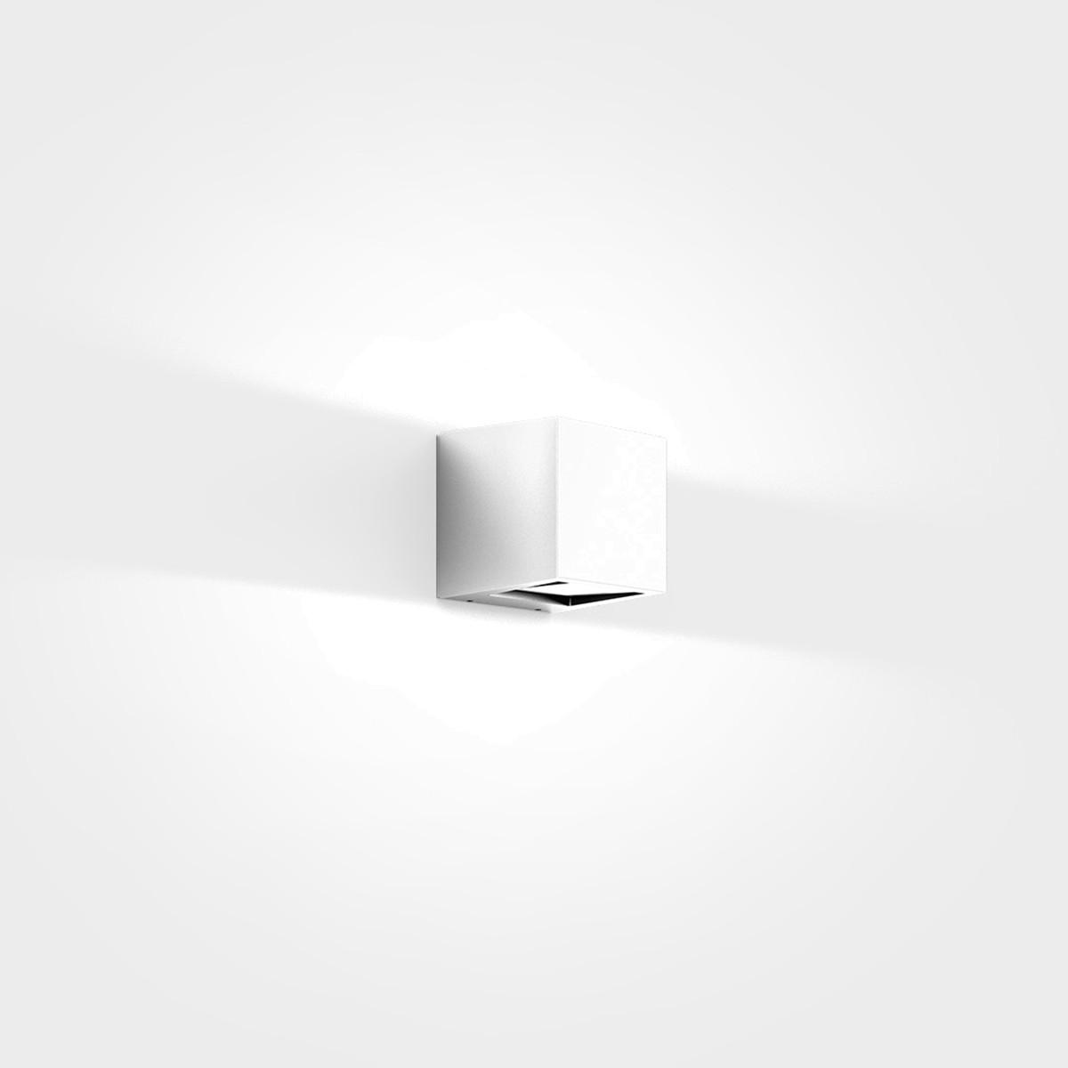 IP44.de Gap Q Außenwandleuchte, pure white (weiß)