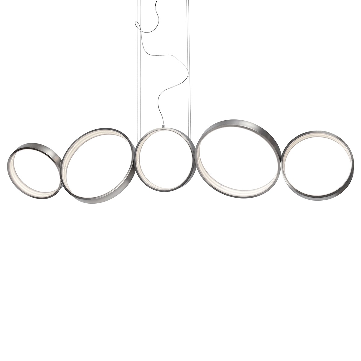 Sompex Loop LED Pendelleuchte, Metall