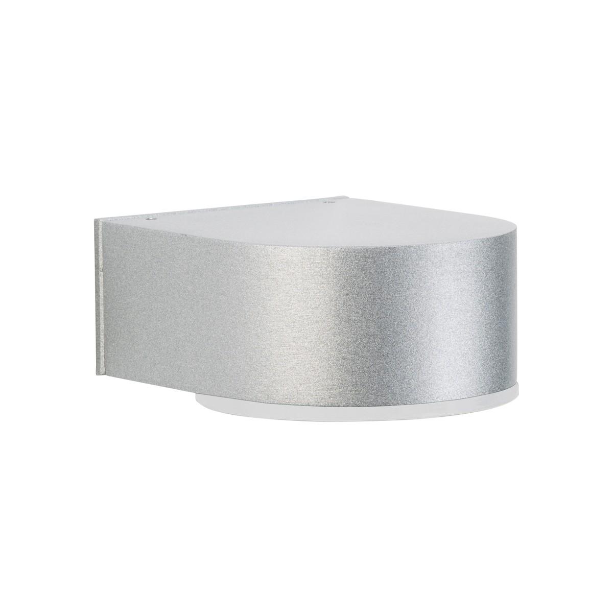 Albert 0233 Außenwandleuchte, Silber