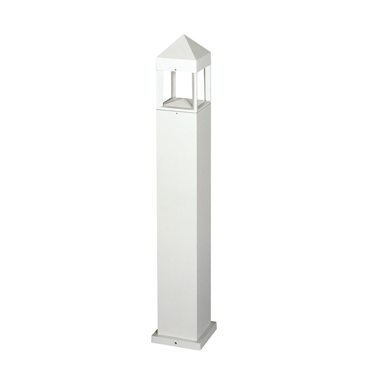 Albert 2299 Pollerleuchte LED, weiß