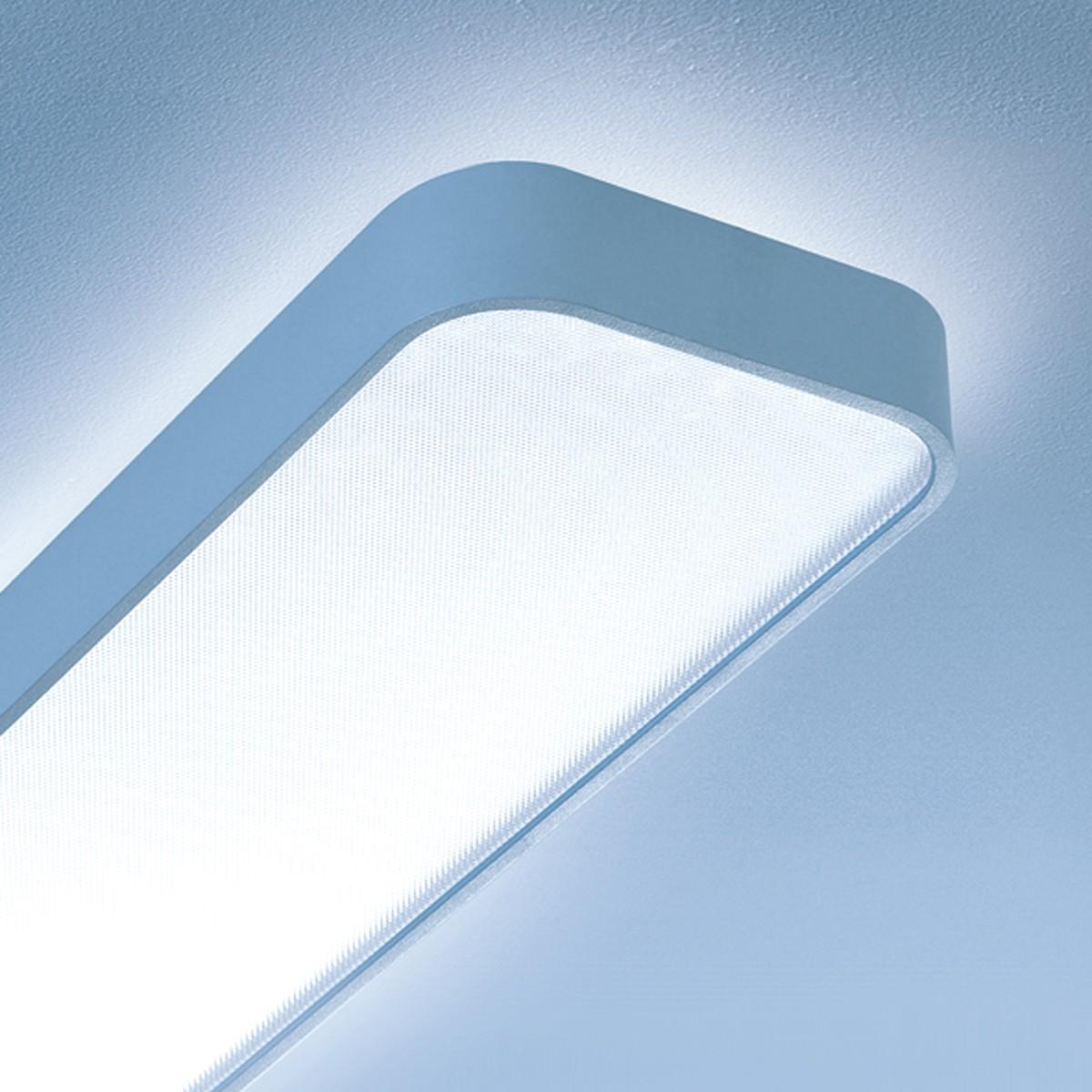 Lightnet Caleo-X1 Deckenleuchte, Länge: 150 cm, Silber matt