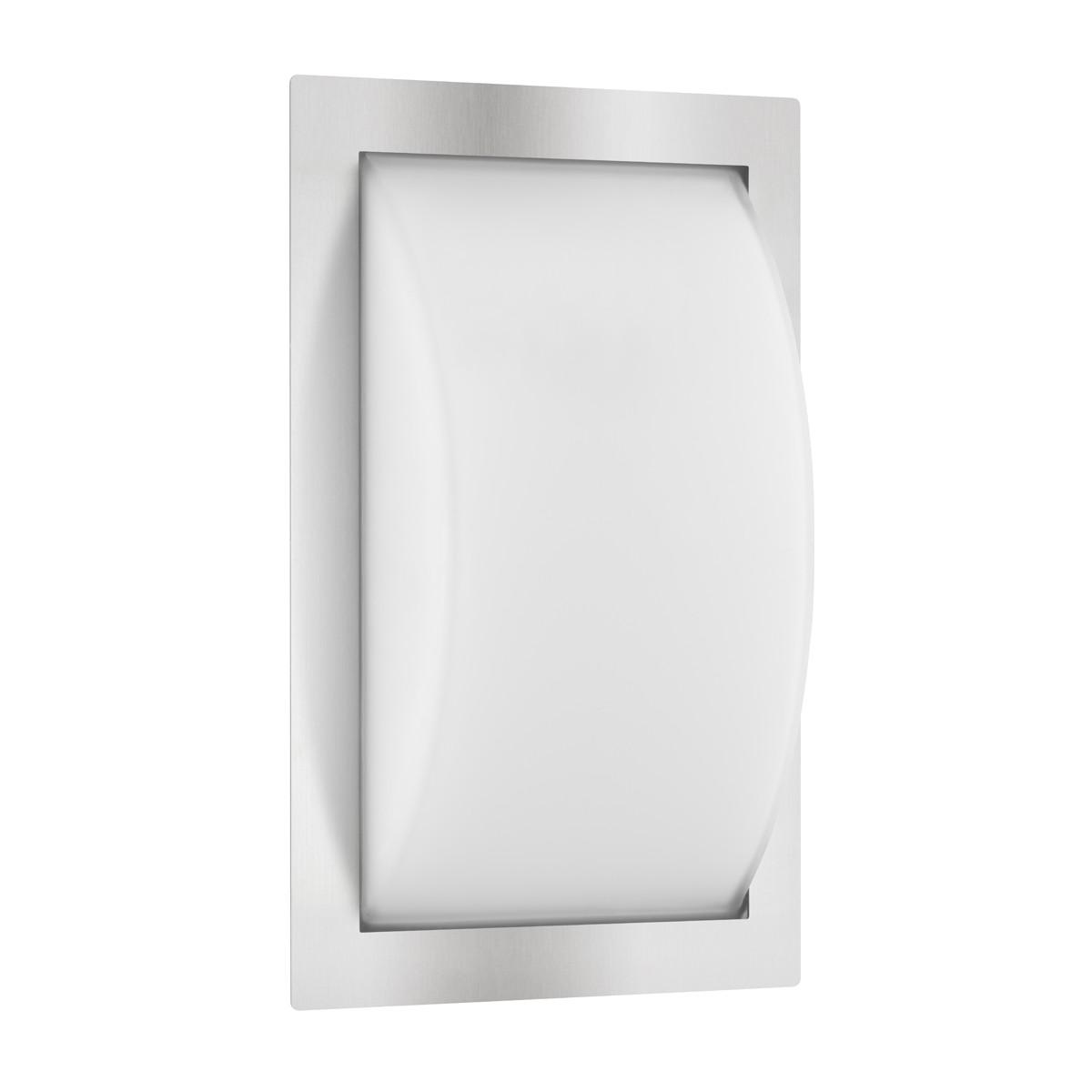 LCD Außenleuchten 050/051 Wandleuchte LED, Edelstahl, ohne Bewegungsmelder