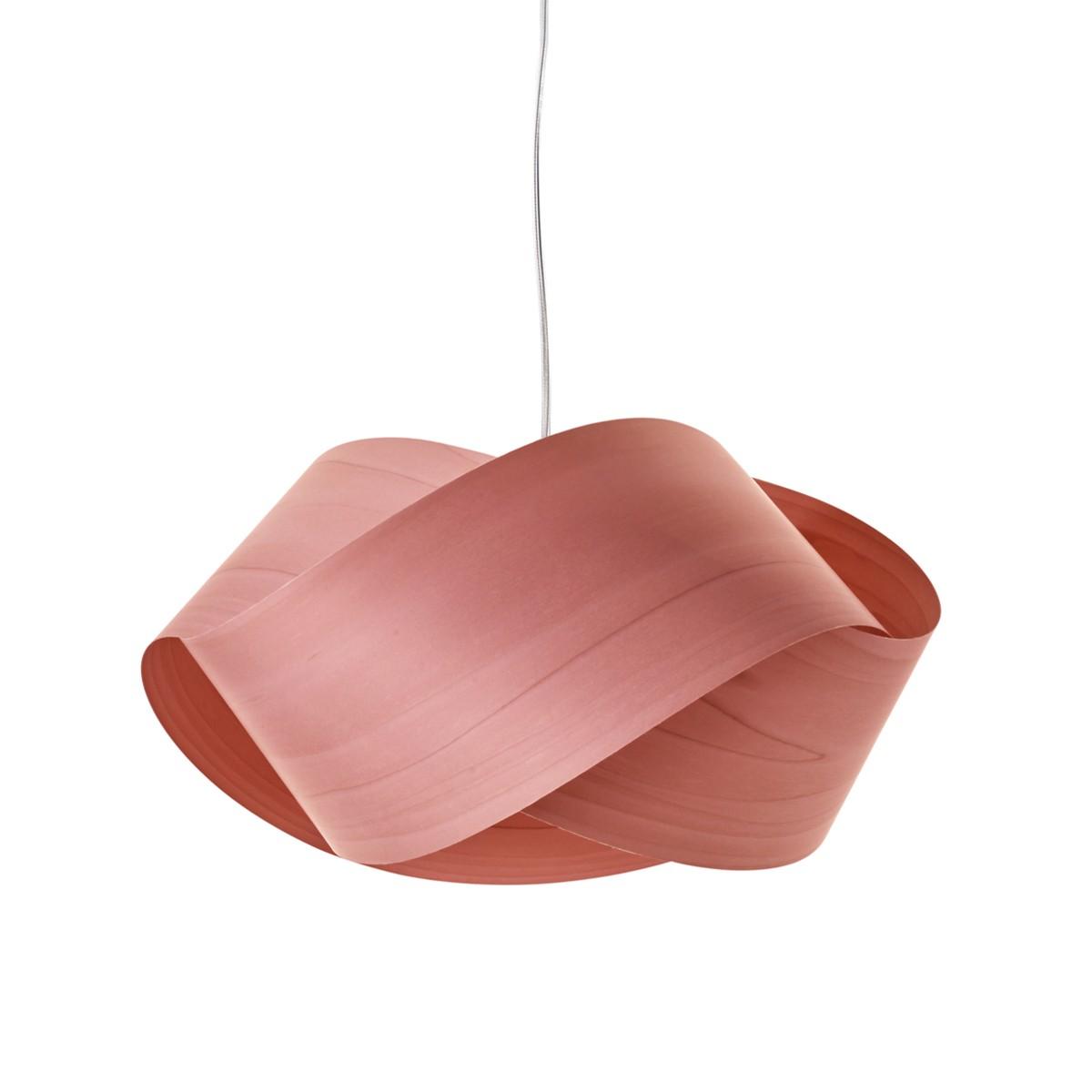 LZF Lamps Nut Pendelleuchte, pink