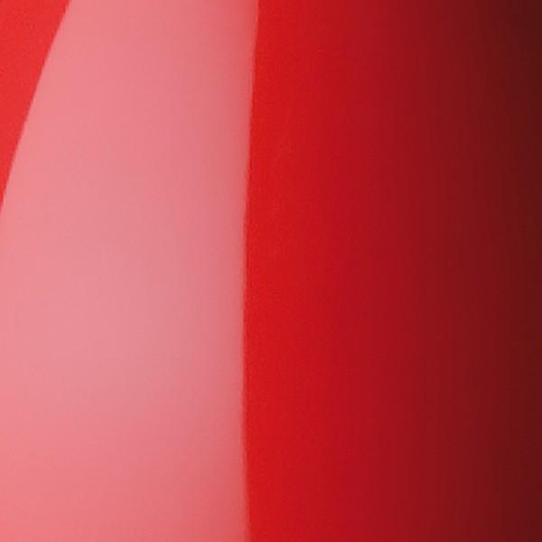 Vibia Jazz Stehleuchte, rot glänzend