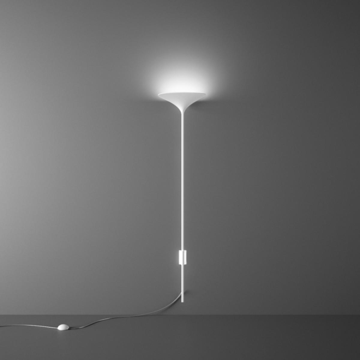 Rotaliana Sunset W1 LED Wandleuchte, 3000 °K, weiß matt