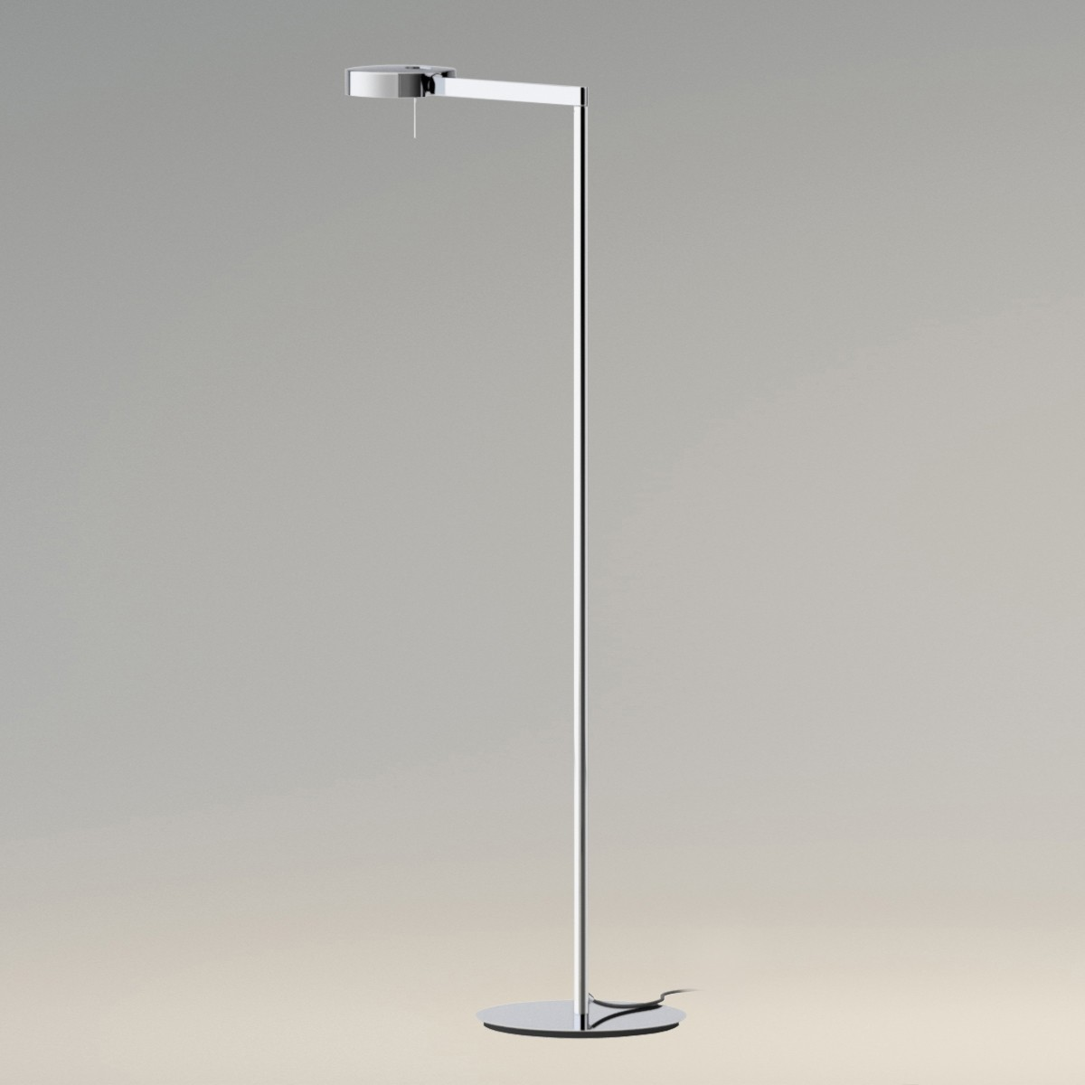 Vibia Swing 0516 Stehleuchte, Chrom