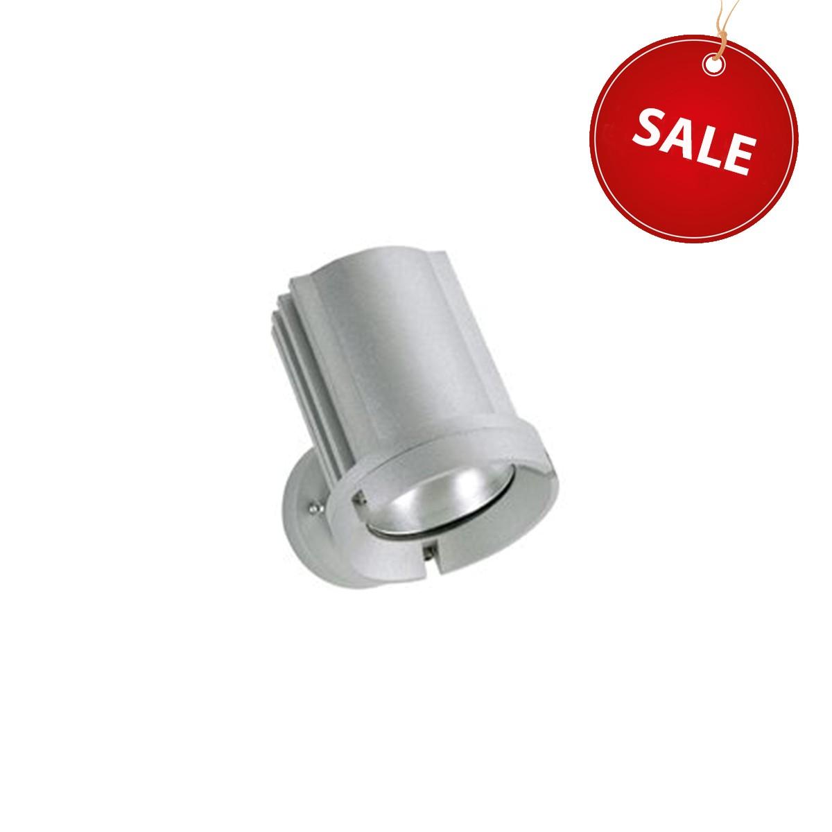Albert 692120 Außenwandstrahler %Sale%, Silber