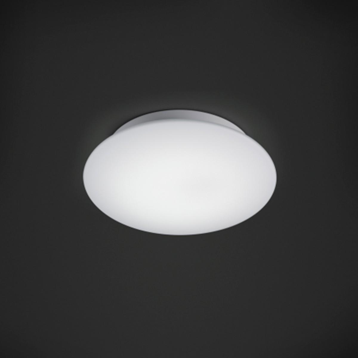 Bankamp Molino Deckenleuchte, Ø: 40 cm, opalweiß