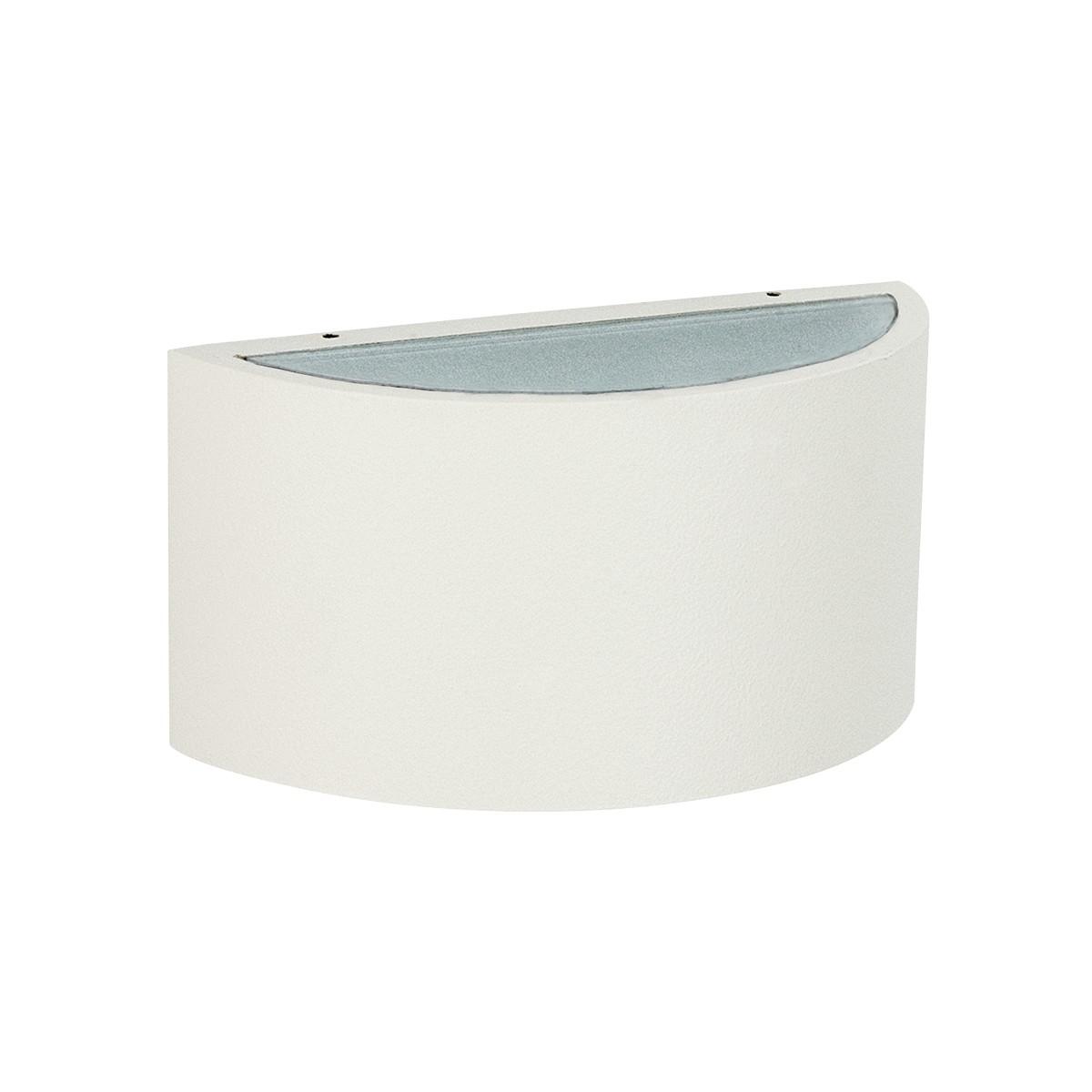 Albert 6347 Außenwandleuchte LED, weiß