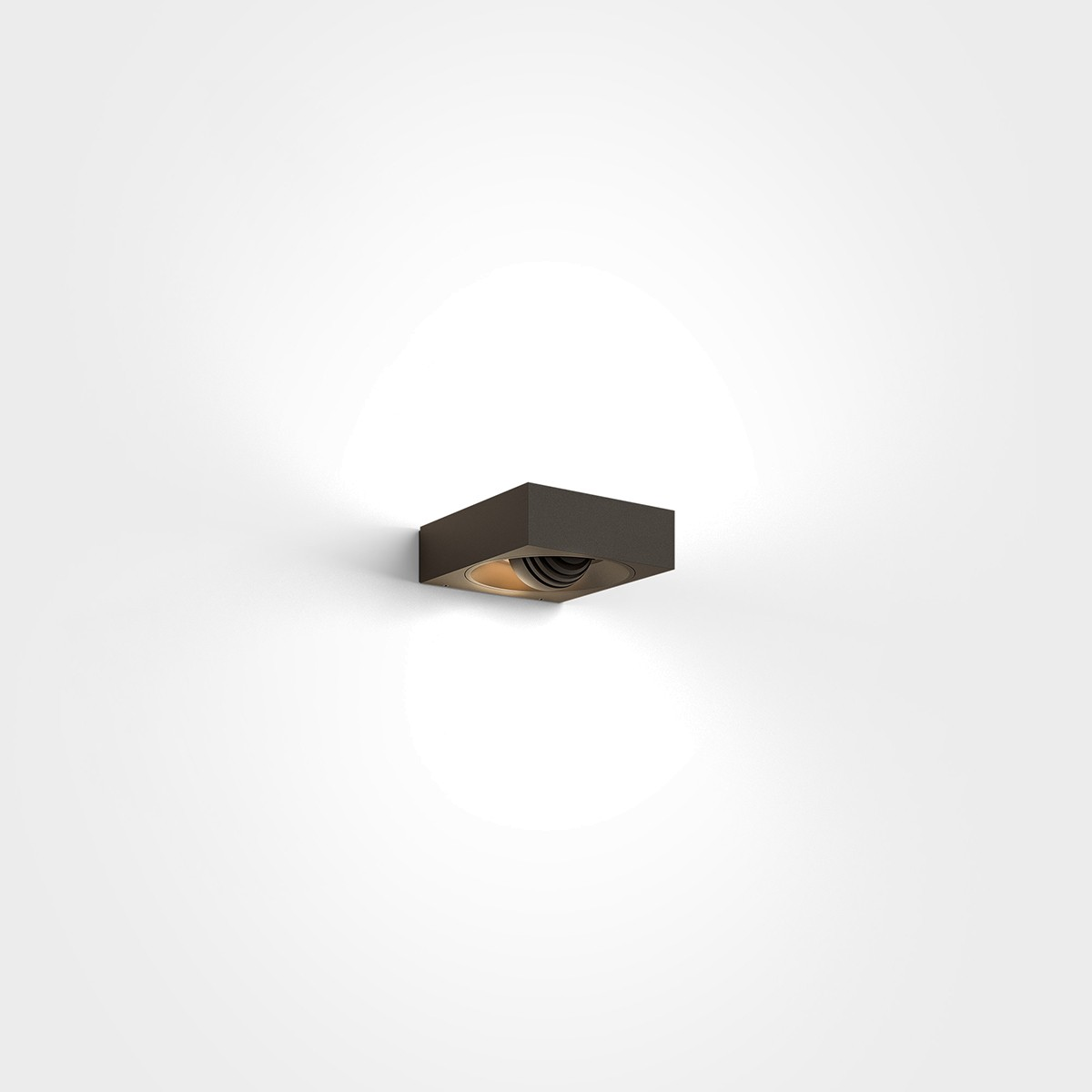 pip au enwandleuchte cool brown braun mobil saege werk bickenbach. Black Bedroom Furniture Sets. Home Design Ideas