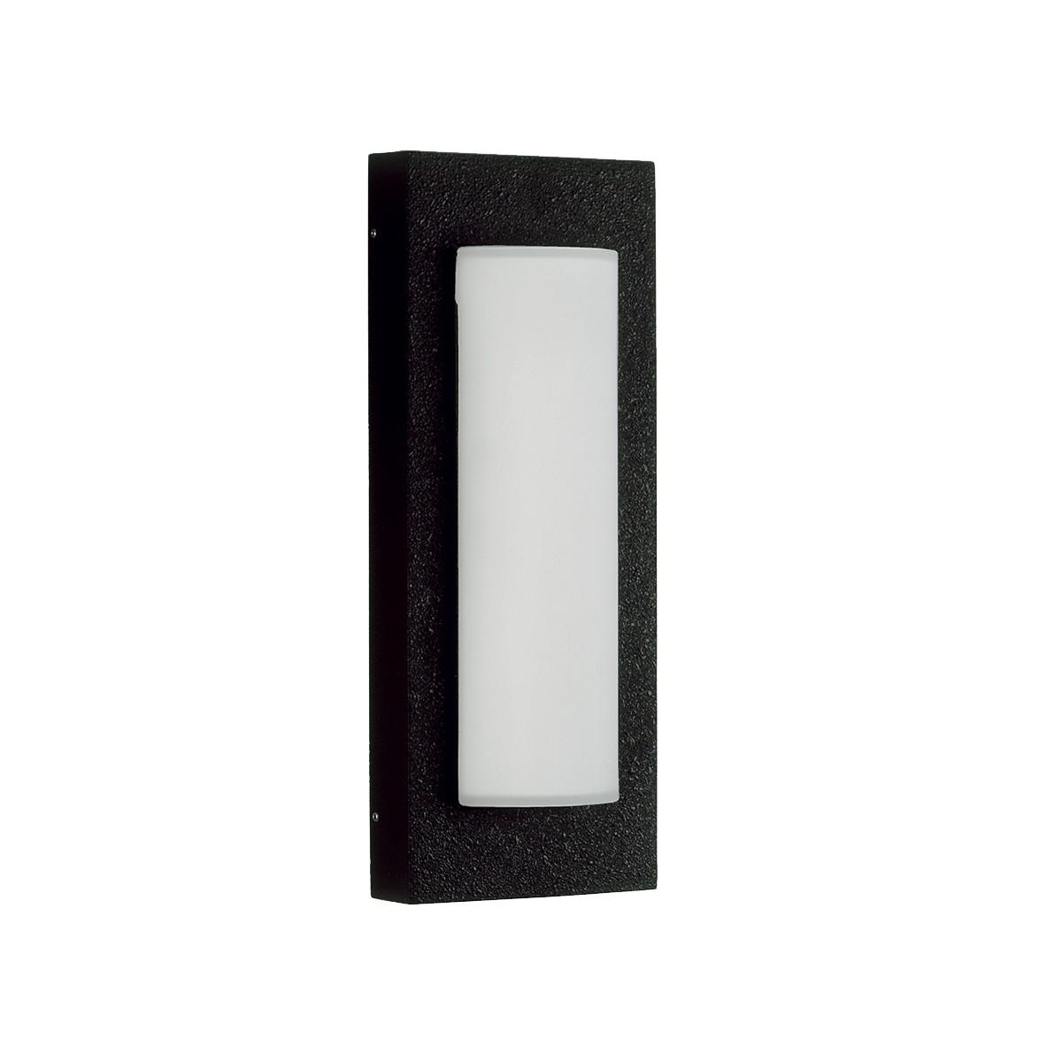 Albert 6310 Wand- / Deckenleuchte, schwarz