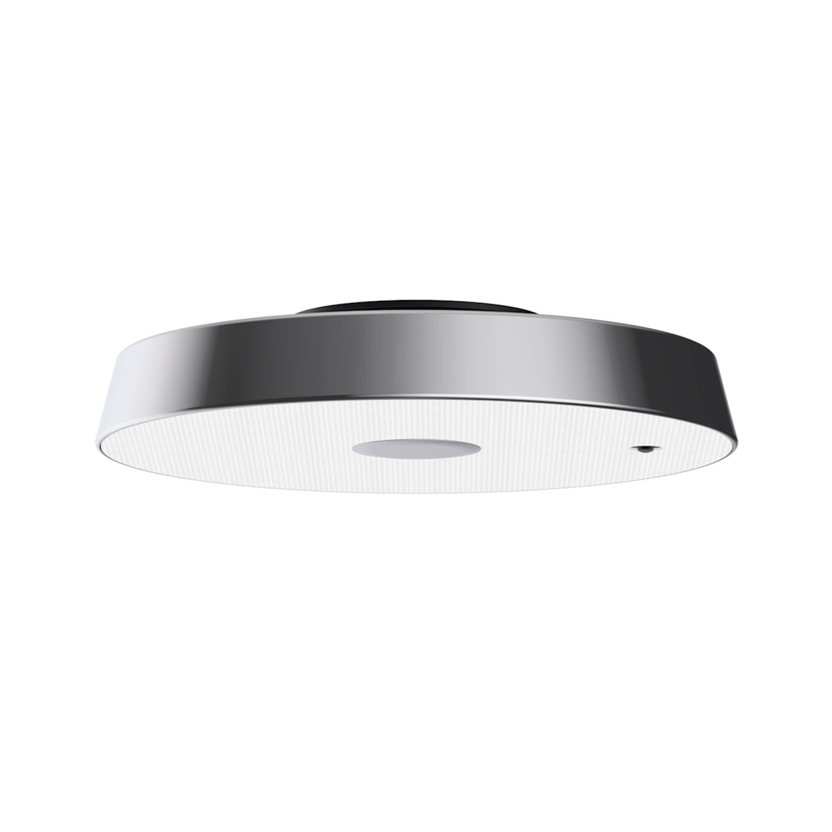 Belux Koi-S LED Deckenleuchte, dimmbar DALI, 3000K, Chrom