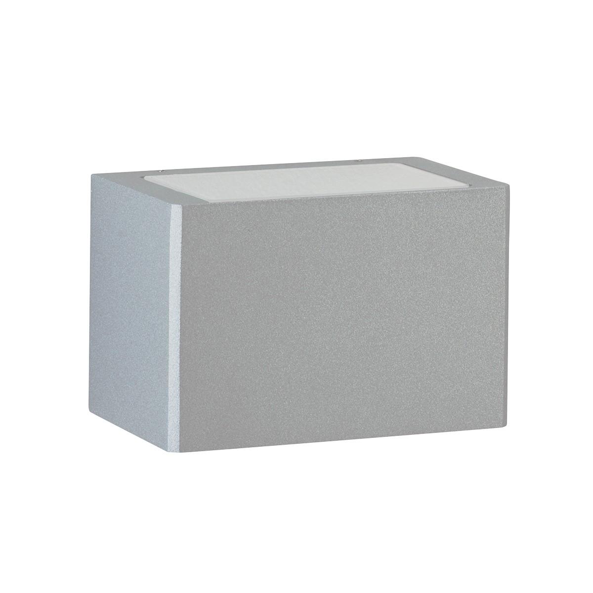 Albert 6367 Außenwandleuchten LED, Silber